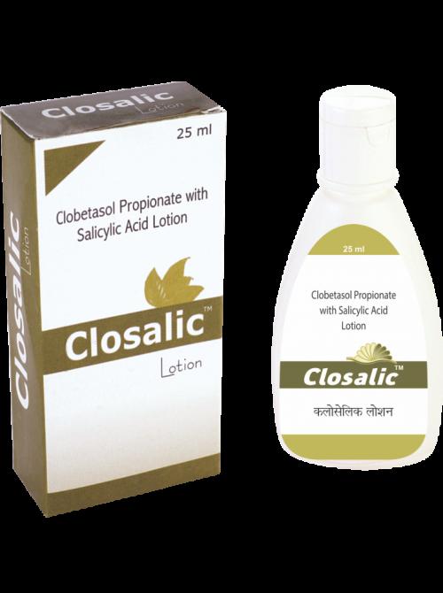 Closalic Lotion