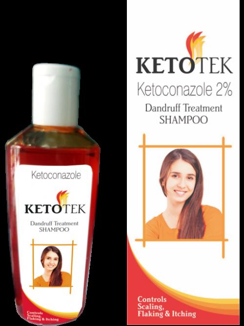 Ketotek Shampoo-100ml