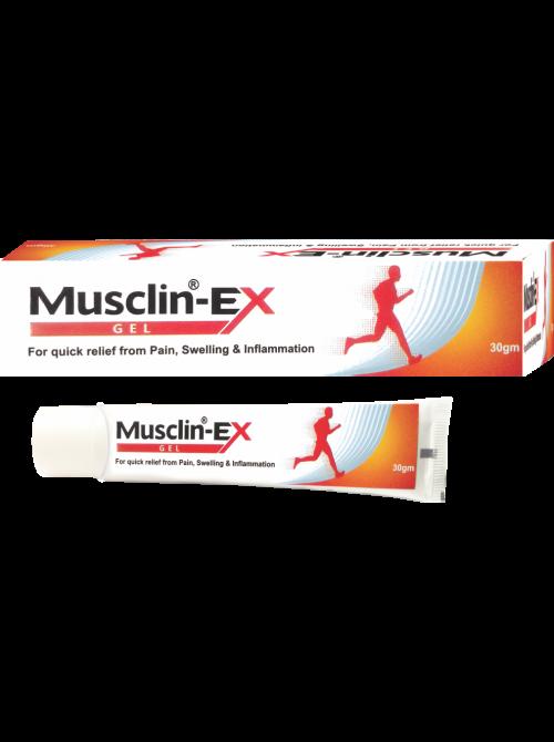 Musclin-Ex Gel
