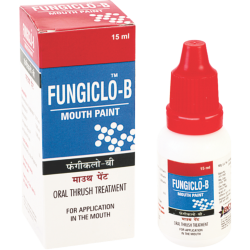 Fungiclo-B mouth paint