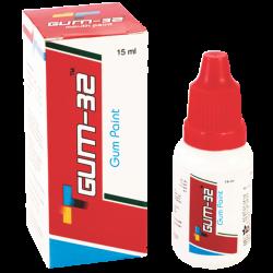 Gum-32 Gum paint