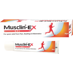 Musclin-Ex Gel