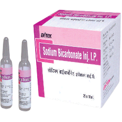 Sodium Bicarbonate Injection IP